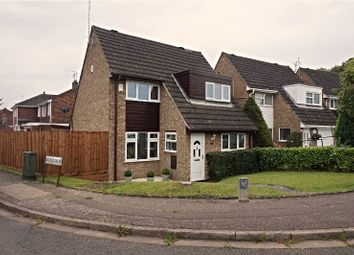 Thumbnail 3 bed detached house for sale in Cottingham Drive, Moulton, Northampton