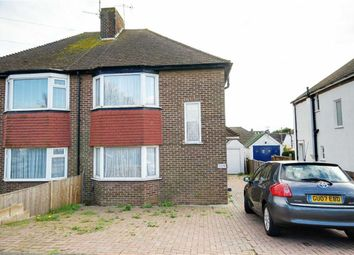 Thumbnail 3 bed semi-detached house for sale in Kings Road, Lancing