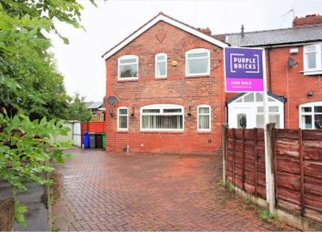 3 bed end terrace house for sale in Westbank Road, Manchester M20