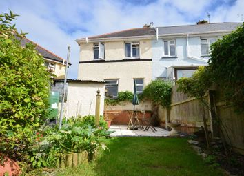 Thumbnail 2 bed terraced house for sale in Briseham Road, Brixham
