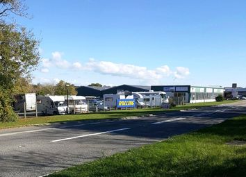 Thumbnail Light industrial for sale in Rolling Motorhomes, Slebech, Haverfordwest, Pembrokeshire
