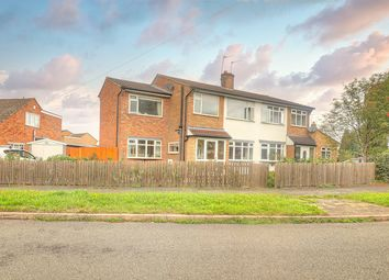 Tiverton Road, Loughborough LE11. 3 bed semi-detached house