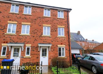 Thumbnail 5 bed town house for sale in The Runway, Hatfield