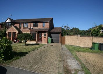 Thumbnail 3 bed terraced house to rent in Long Copse Chase, Chineham, Basingstoke
