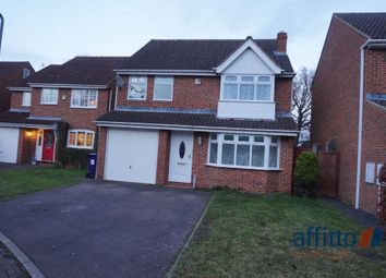 Thumbnail 4 bed detached house to rent in Schoolfields, Kingswood, Letchworth Garden City