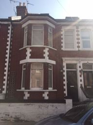 Thumbnail 3 bed terraced house for sale in Poplar Road, Ramsgate