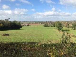 Thumbnail Land for sale in Coughton, Walford, Ross On Wye