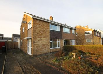 Thumbnail 3 bed semi-detached house for sale in St. Paulinus Drive, Romanby, Northallerton