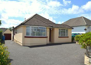 Thumbnail 4 bedroom detached bungalow for sale in Eastlake Avenue, Parkstone, Poole