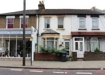 Thumbnail 3 bed terraced house for sale in Church Street, Edmonton