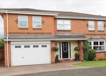 Thumbnail 5 bed detached house for sale in Glenfield Avenue, Northburn Vale, Cramlington