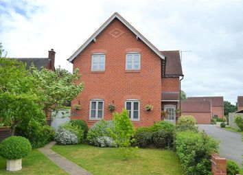 Thumbnail 1 bed flat for sale in Orchard Court, Hill Ridware, Rugeley