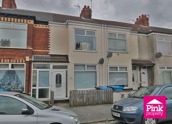 Thumbnail 2 bedroom terraced house for sale in Hampshire Road, Hull