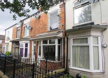 Thumbnail 2 bed terraced house for sale in Ash Grove, De La Pole Avenue, Hull