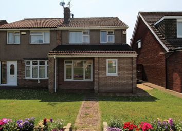 Thumbnail 3 bed semi-detached house for sale in Alverstoke, Whitchurch, Bristol