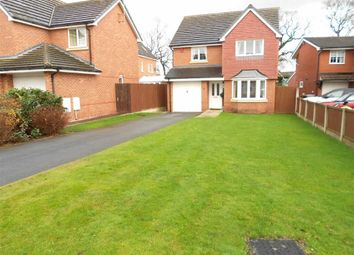 Thumbnail 4 bed detached house for sale in Lochleven Road, Wistaston, Crewe