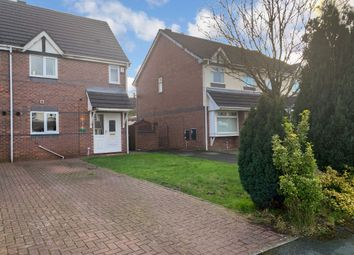 Thumbnail 2 bed semi-detached house for sale in The Oaks, Liverpool