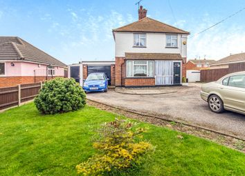 Thumbnail 3 bedroom detached house for sale in The Street, Carlton Colville, Lowestoft