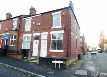 Thumbnail 2 bedroom end terrace house to rent in Farr Street, Edgeley, Stockport