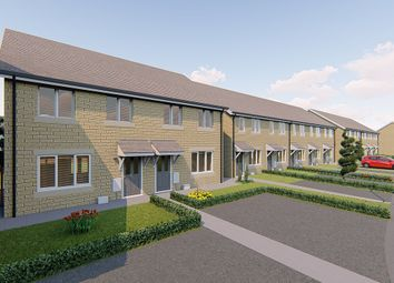 Thumbnail 4 bed town house for sale in Willow Tree Park, Union Street, Heckmondwike