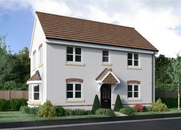 """Thumbnail 3 bed detached house for sale in """"Downshire"""" at Hollybush Lane, Burghfield Common, Reading"""