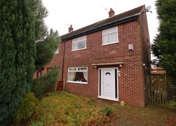 Thumbnail 3 bedroom semi-detached house for sale in Dixon Road, Denton, Manchester