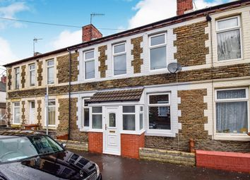 Thumbnail 3 bed terraced house for sale in Stockland Street, Caerphilly