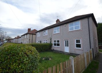 Thumbnail 3 bed semi-detached house for sale in Chantry Road, Wakefield