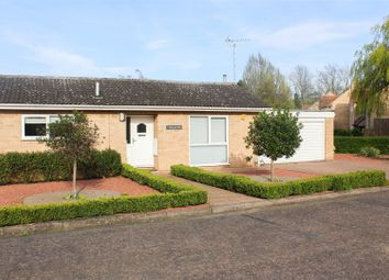 Thumbnail 3 bed detached bungalow for sale in Peacock Way, Bretton, Peterborough