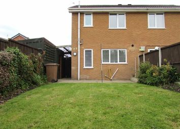 Thumbnail 2 bed semi-detached house for sale in St. James Close, Oswestry