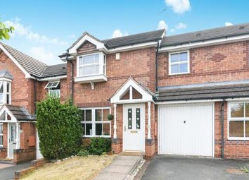 Thumbnail 3 bed terraced house for sale in Robin Drive, Worcester, Worcestershire, .