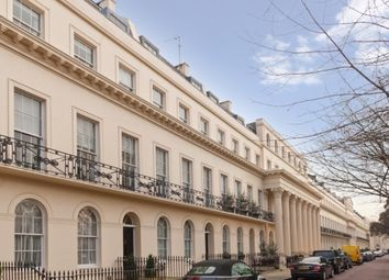 Thumbnail 4 bed flat to rent in Chester Terrace, London