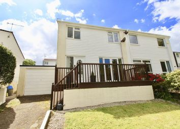 Thumbnail 3 bed semi-detached house for sale in Shelburne Road, Falmouth