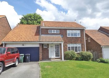 Thumbnail 4 bed detached house for sale in The Paddock, Elwick, Hartlepool, Durham