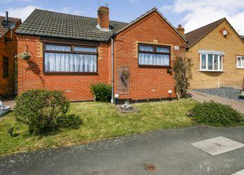 Thumbnail 2 bed detached bungalow for sale in Devonshire Close, Huthwaite, Sutton-In-Ashfield