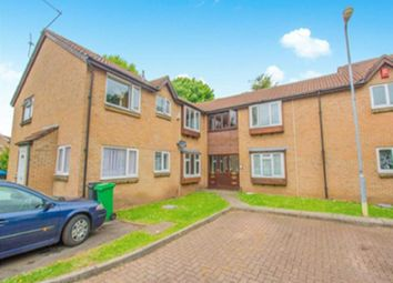 Thumbnail 1 bed flat for sale in Fairhaven Close, St. Mellons, Cardiff