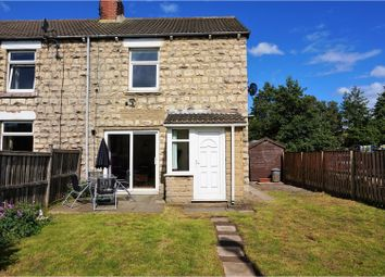 Thumbnail 2 bed end terrace house for sale in East View, Micklefield