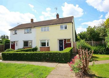 Thumbnail 3 bed semi-detached house for sale in Cherry Gardens, Sawbridgeworth, Hertfordshire