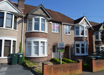 Thumbnail 3 bed terraced house to rent in Gretna Road, Finham, Coventry