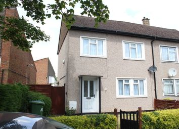 Thumbnail 2 bed end terrace house for sale in Theobald Crescent, Harrow