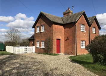 Thumbnail 2 bedroom semi-detached house to rent in Mallows Green Road, Manuden, Bishop's Stortford, Hertfordshire