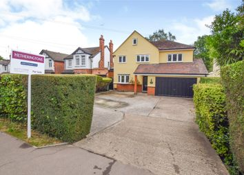 Thumbnail 5 bed detached house for sale in Alexander Lane, Hutton, Brentwood, Essex
