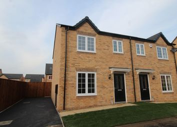 Thumbnail 3 bed semi-detached house to rent in Field View Drive, Auckley, Doncaster
