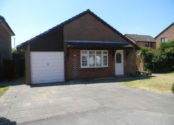 Thumbnail 3 bed bungalow to rent in Clover Close, Locks Heath, Southampton