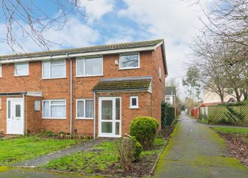 Thumbnail 3 bed end terrace house for sale in Catmore Close, Grove, Wantage