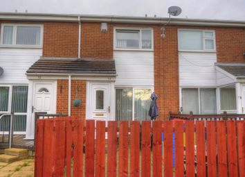 Thumbnail 2 bed terraced house for sale in Wynyard Drive, Bedlington