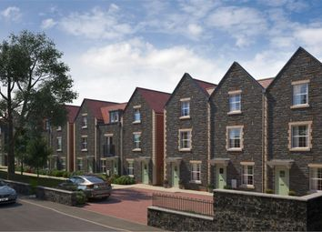 Thumbnail 3 bedroom town house for sale in Richmond Road, Mangotsfield, Bristol