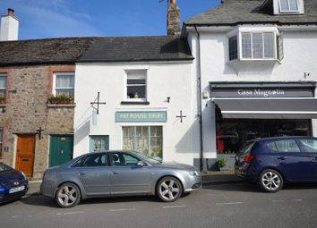 Thumbnail 3 bed flat for sale in The Square, Chagford, Newton Abbot