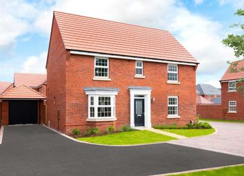 """Thumbnail 4 bed detached house for sale in """"Layton"""" at Johnsons Road, Fernwood, Newark"""