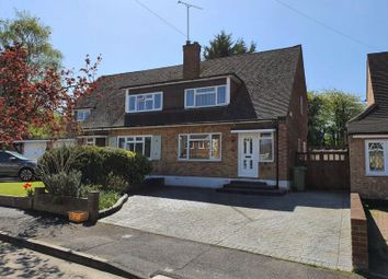 Thumbnail 2 bed semi-detached house to rent in Lindsey Close, Brentwood